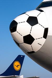 Lufthansa / A300-605R / D-AIAU / WM2006 Soccer