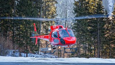 Berner Oberländer Helikopter AG / AS350-B3 Ecureuil / HB-ZMC
