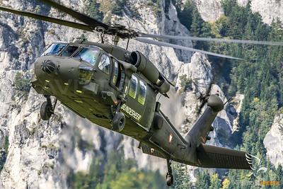 Bundesheer Black Hawk