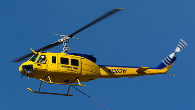 Withrotor Aviation / Bell UH-1H / N1363W