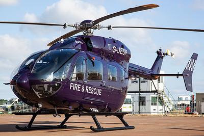 Eurocopter UK / Airbus EC145 / G-JESP
