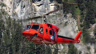 Heli Austria / Bell 212 / OE-XKK