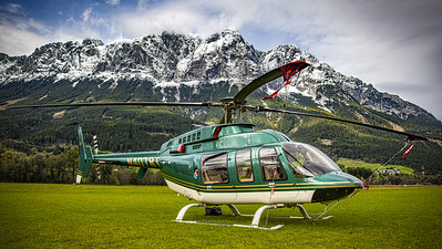 Private / Bell 407 / N407RT
