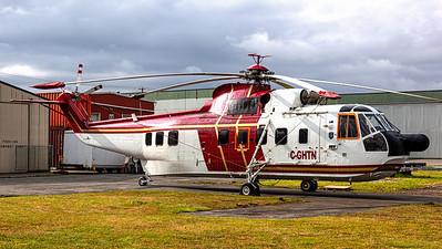 Helicopter Transport Services / Sikorsky S-61N / C-GHTN