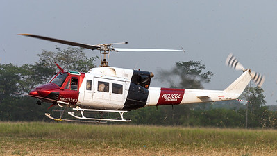 Helicol Colombia / Bell 212 / HK-3336X