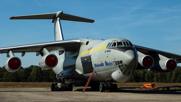 Ukrainian Armed Forces / Ilyushin Il-76MD / UR-76683