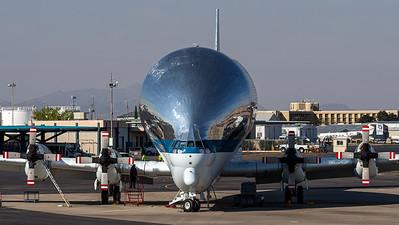 NASA / Aero Spacelines B377-GT Super Guppy / N941NA