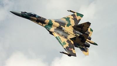 Russia Air Force / Sukhoi Su-35BM / 901 BLACK