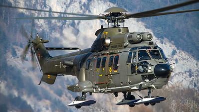 Swiss Air Force / Airbus AS532UL Cougar / T-336