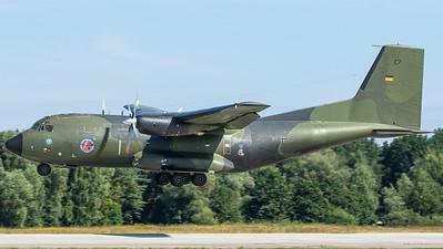 Luftwaffe - WTD 61 / Transall C-160D / 50+86