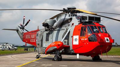 Royal Navy / Westland SeaKing HU5 / XV670