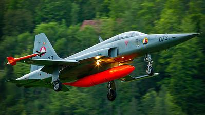Swiss Air Force / Northrop F-5E Tiger / J-3073