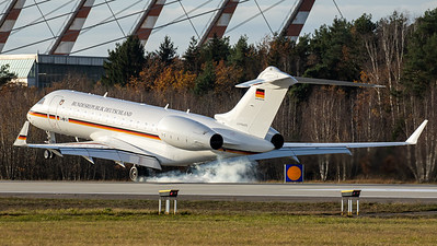 Luftwaffe FBS BMVg / Bombardier BD-700 Global 6000 / 14+06