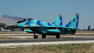Azerbaijan Air Force / Mikojan-Gurewitsch MiG-29S / 06BLUE