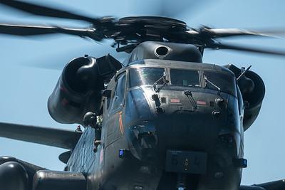 Luftwaffe - HSG64 / Sikorsky CH-53GS / 84+64