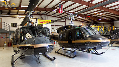 US Customs & Border Protection / Bell UH-1H / N72594