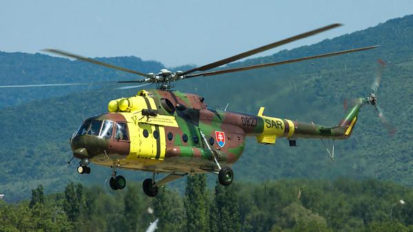 Slovak Air Force - SAR / Mil Mi-17LPZS / 0827