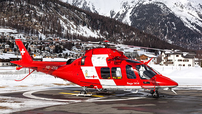 REGA Flugrettung / Agusta-Westland AW109SP / HB-ZRS