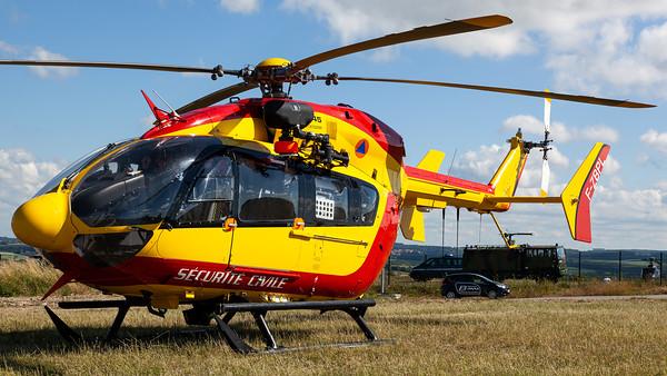 Sécurite Civile / Airbus EC-145 / F-ZBPL