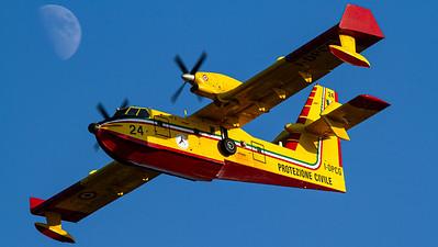 Protezione Civile / Canadair CL-415 / I-DPCG