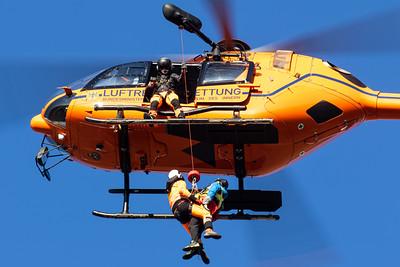 """Luftrettung """"Christoph 17"""" / Eurocopter EC135T3 / D-HZSH"""