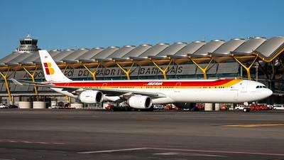 Iberia / A340-600 / EC-JBA