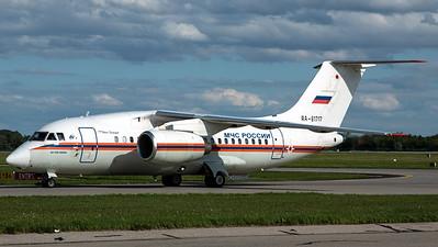 Russia - Ministry of Emergency Situations (EMERCOM) / Antonov An-148-100EM / RA-61717