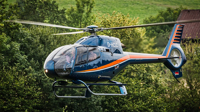 HeliJET Flightservice / Airbus EC120B Colibri / D-HCLC