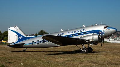 "Private - Air France / Douglas DC-3C ""Dakota"" / F-AZTE"