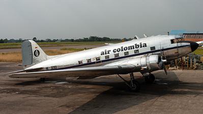 "Air Colombia / Douglas C-47B ""Skytrain"" / HK-3293"