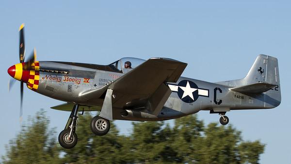 Nooky Booky IV / North American P-51D Mustang / F-AZSB