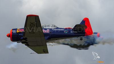 Red Bull / North American AT-6 Texan / D-FHGK