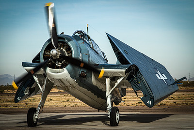 Private - US Navy / Grumman TBM-3U Avenger / N3967A