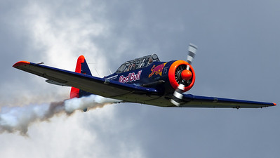 Red Bull / Noorduyn AT-16 Harvard / D-FHGK