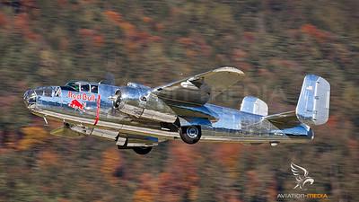 Flying Bulls / North American B-25J Mitchell / N6123C