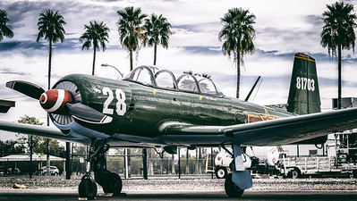 Falcon Warbirds / Nanchang CJ-6A / N23YK