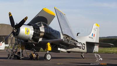 Private / Douglas AD-4N Skyraider / F-AZFN