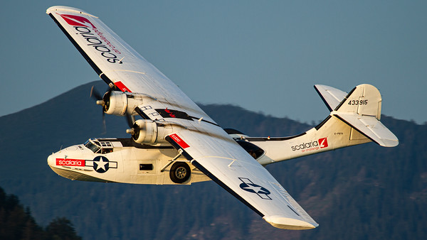 Catalina Society / Consolidated PBY-5A Catalina / G-PBYA