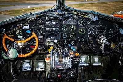 Bush Air Cargo / Douglas DC-3C Skytrain / N777YA