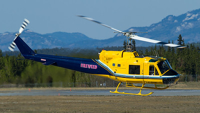 Fireweed Helicopters / Bell 204B / C-GFWI