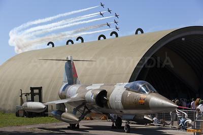 Aeronautica Militare Starfighter...