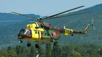 Slovak Air Force - SAR / Mil Mi-17LPZS / 0827