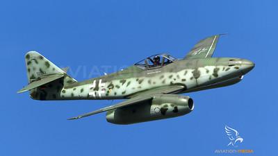 Me262 at Erding...