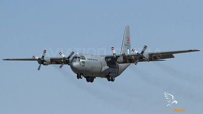 Turkish Air Force Hercules