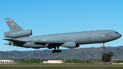 US Air Force / McDonnell Douglas KC-10A Extender / 86-0031