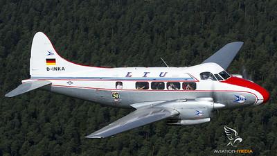 DH.104 Dove LTU Classic...