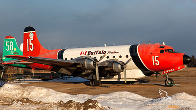 C-FBAP Buffalo C-54 Fire Bomber