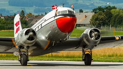 Foreningen For Flyvende Museumsfly / Douglas C-47A Dakota / OY-BPB