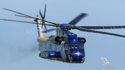 German Air Force CH-53