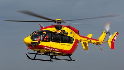 Sécurité Civile / Eurocopter EC145T1 / F-ZBPU
